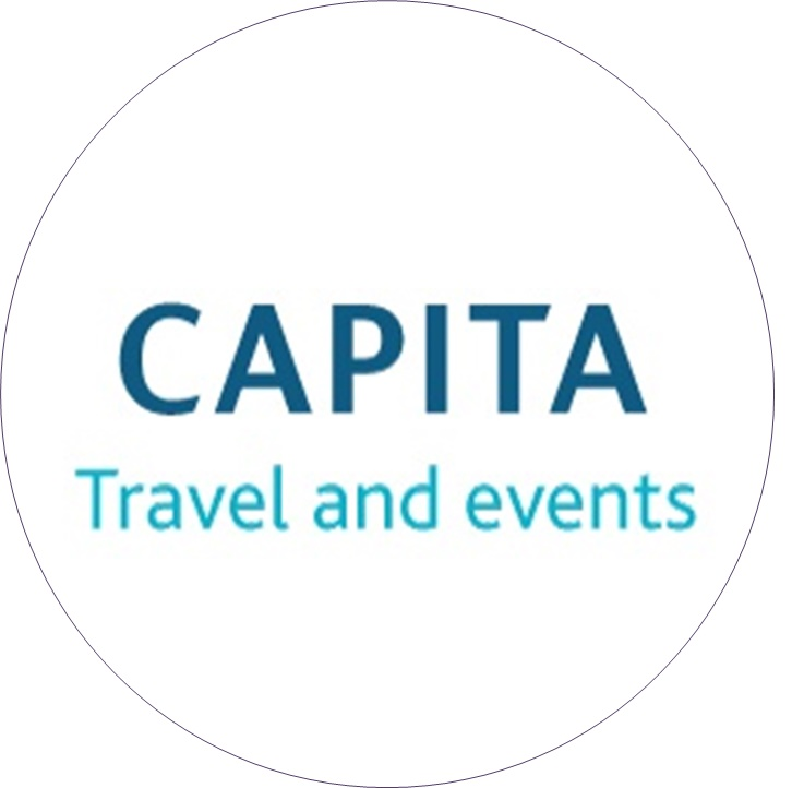 Capita Travel and Events (Click Here)