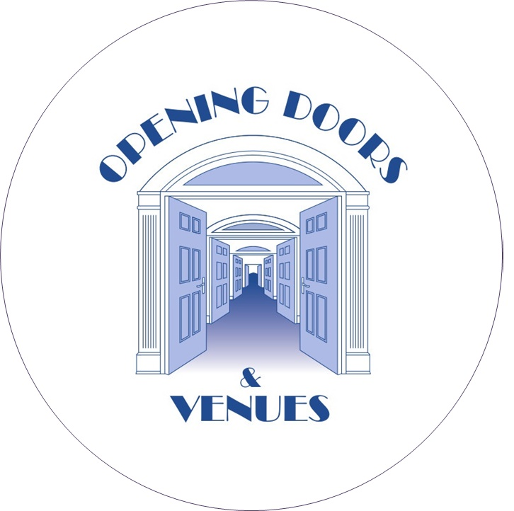 Opening Doors and Venues (Click Here)